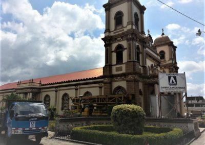 Iglesia Naranjo